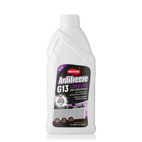 MOTOX G13 антифриз лилав концентрат -74C 1л.